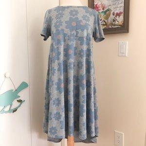 LuLaRoe Small Carly Dress